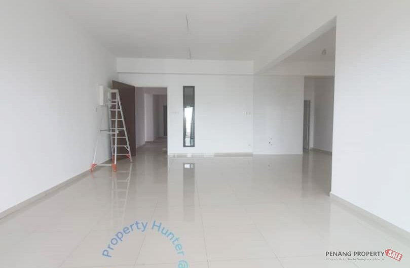 Grace Residence, High floor, corner unit, superb seaview and city view scenery condo in Jelutong