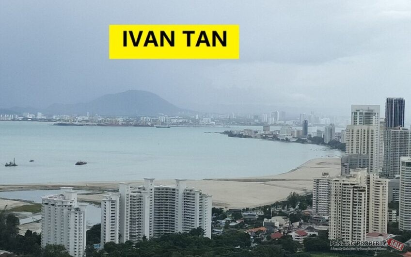 【 URGENT SALE 】 MONT RESIDENCE high Floor with  SEAVIEW UNIT 1226SF