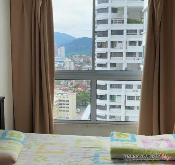 Cheapest Sri Perdana at Georgetown Fully Furnished Seaview City View