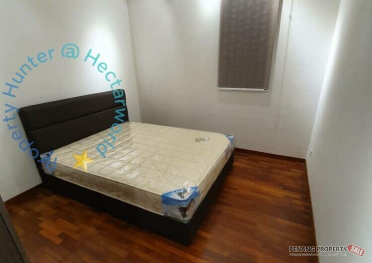 The Tamarind, Fully furnished, low floor condo in Tanjung Tokong