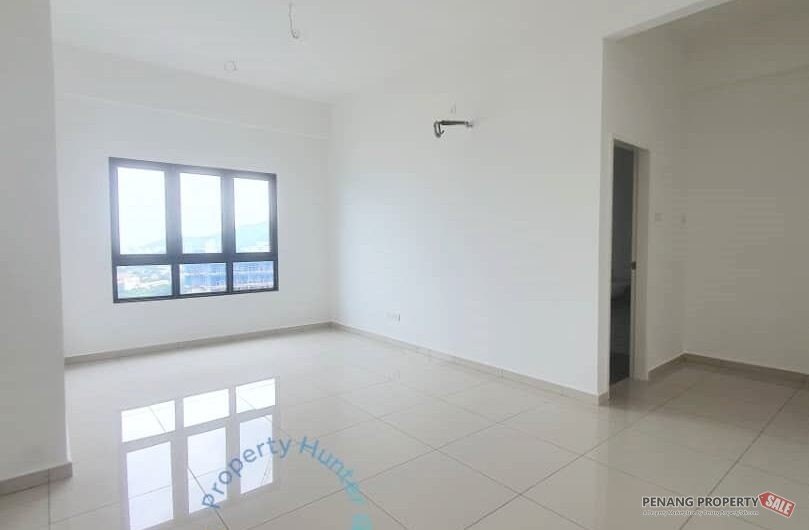Grace Residence, superb seaview and city view scenery condo in Jelutong