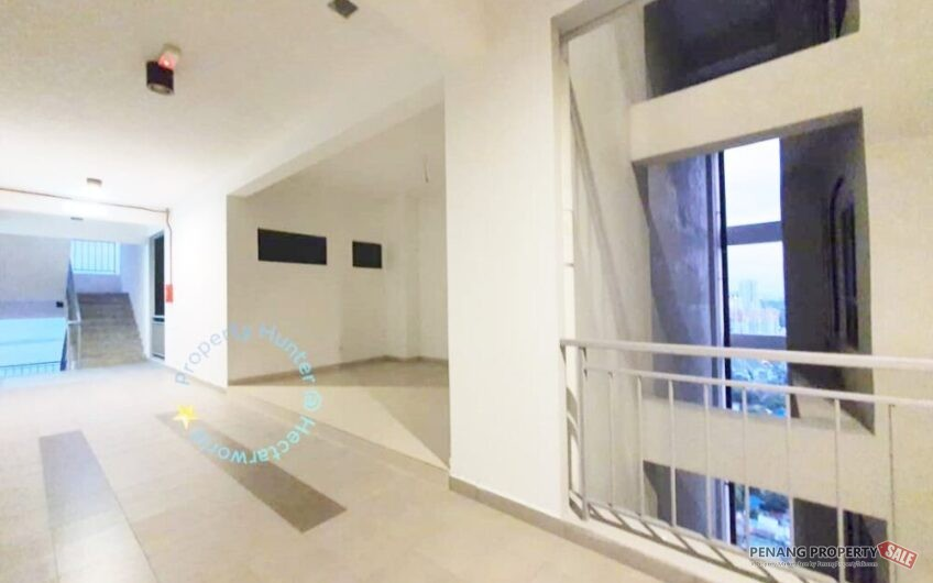 Grace Residence, Great accessibility condo in Jelutong, seaview and city view