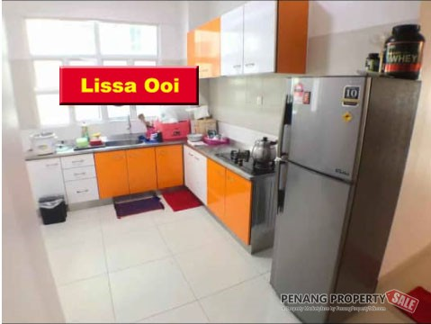 Summerton Condo Fully Furnished For Rent at Bayan Lepas, Penang Industry