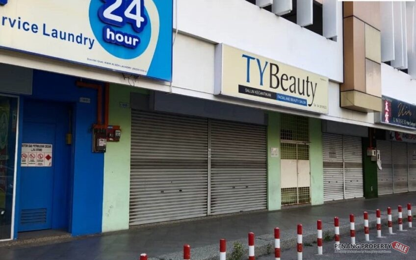 Tenanted shop @ Jelutong for Sale