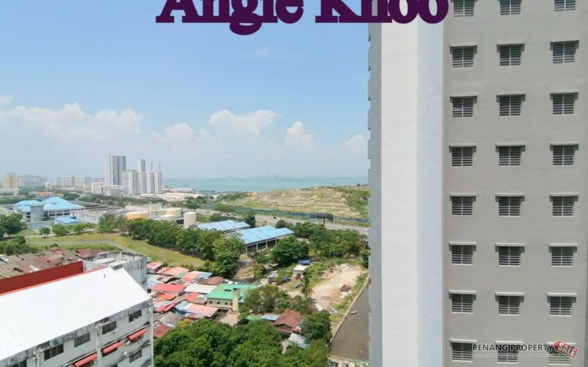 Artis 3 at Jelutong Georgetown 750sqft Partially Seaview CHEAPER UNT