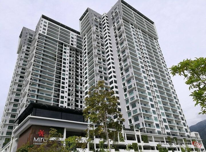 MIRA RESIDENCE @ PERMAI VILLAGE AVAILABLE FOR RENT