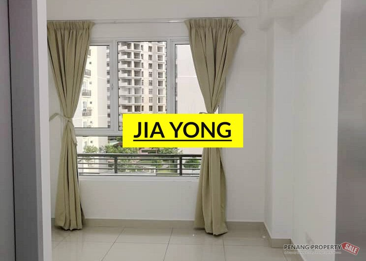 Tropicana Bay Residence 3 bedrooms 2 carparks big size 1320sf near queensbay mall