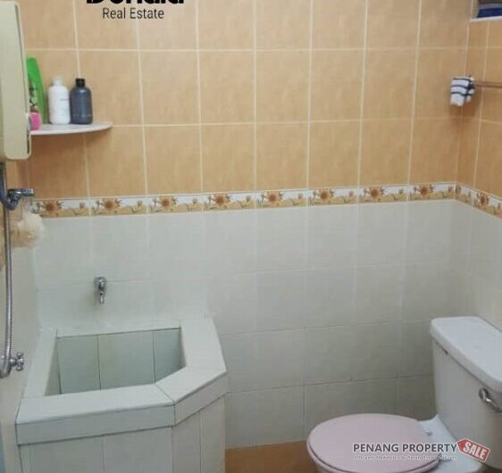 Best Buy Tg.Tokong Fettes Park Free Hold Single Storey Nicely Renovated