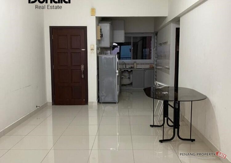 Worth Rent!! Sri Perdana High Floor Fully Renovated Furnished SEA VIEW CITY VIEW