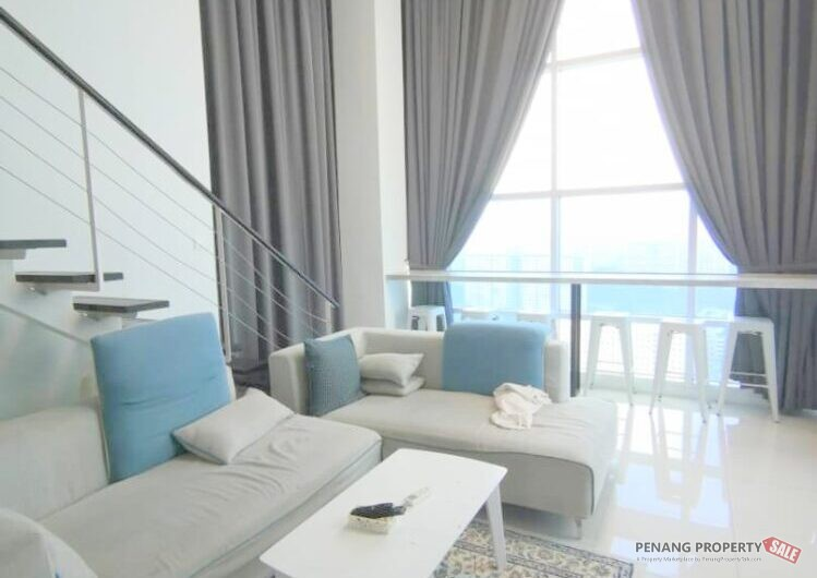 Maritime Suite at Jelutong 930SQFT Seaview and city view CHEAPER UNIT