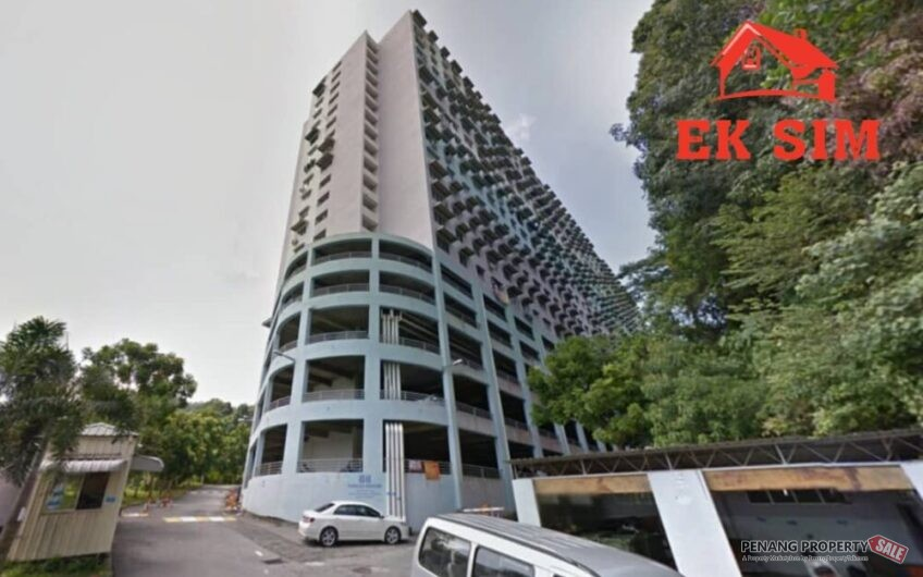 Cheapest Puncak Erskine Partial Furnished at Tanjung Tokong