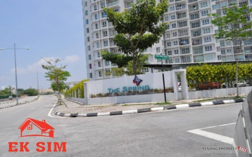 Cheapest The Spring Sea View Fully Furnished Reno Karpal Singh Jelutong