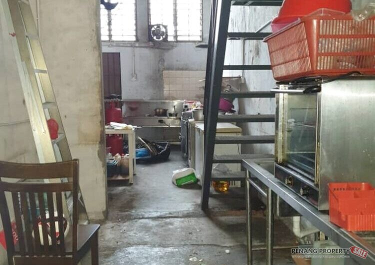 Beach Street Shoplot, Good condition and renovated shoplot unit