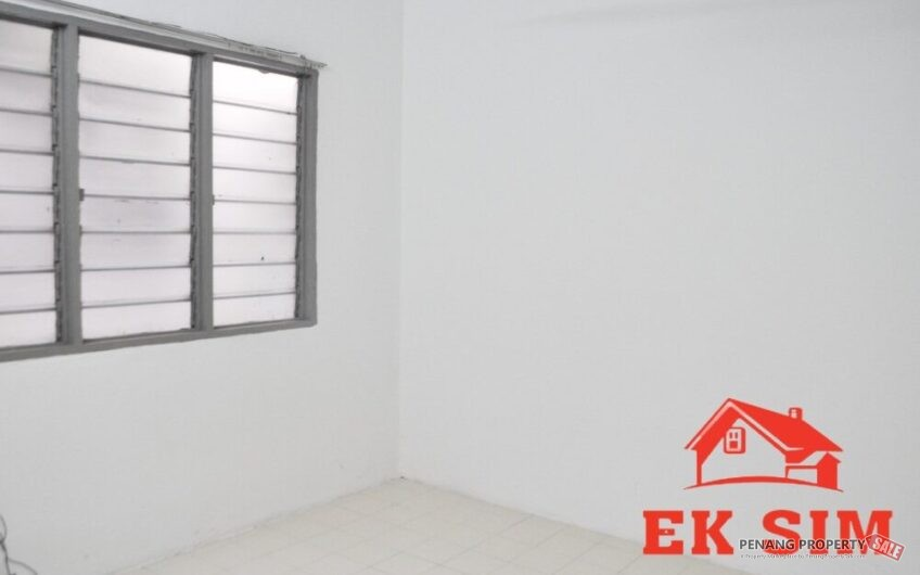 Cheapest Deal!! Flat Hamna Partial Furnished Near USM