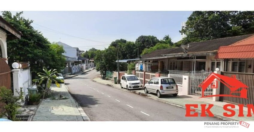 Cheapest Tanjung Tokong Fettes Park Nicely Reno Single Storey