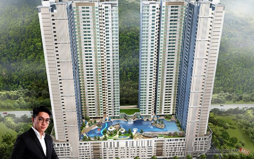 Imperial Grande @ Relau Penang FOR SALE RM499K ONLY