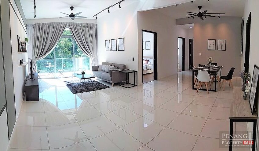 New Exclusive Condo, Dream Paradise for Distinguished Home Owners (1,095sf)