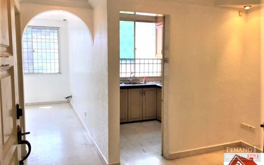 Nipah Emas Apartment, Kitchen cabinet, Semi furnished, For rent