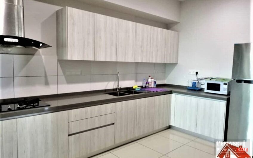 Marinox Sky Villas, Fully renovated & furnished, Sea view, For rent