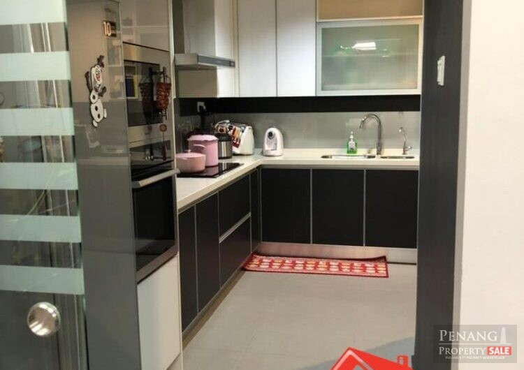 The Oasis Condo Pool View Fully Furnish Move in Condition Nr Penang Bridge