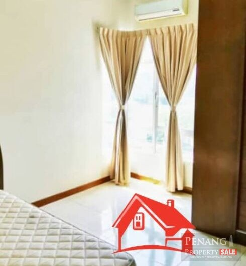 2088sf The View Twin Tower Nicely View Batu Uban Gelugor Fully renovated