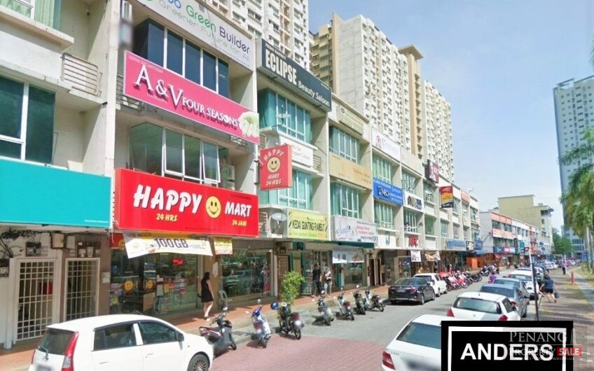 Vantage Point Office Space @ Jelutong Renovated High Traffic
