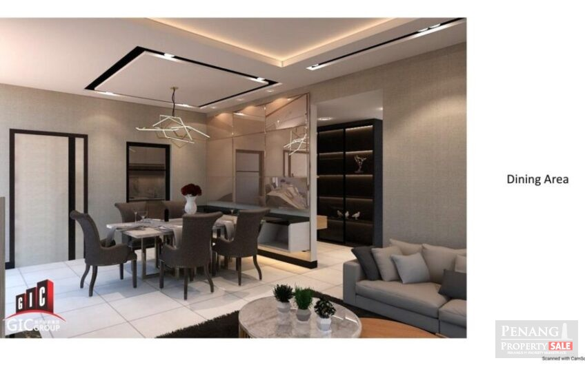 Low Density 4 rooms Condo__全新低密度公寓_Bayan Lepas__New Launch Project