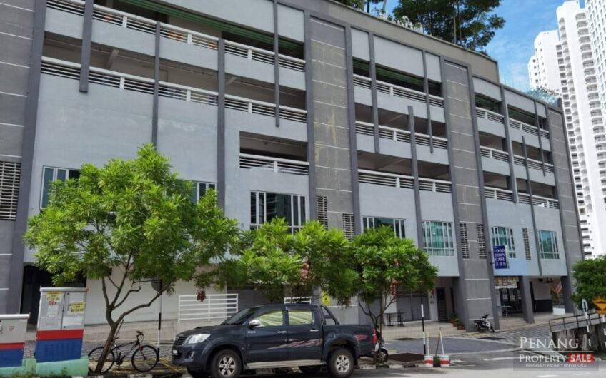 The Latitude – Shoplot / Office Space To Let