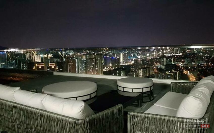 Setia Pinnacle, Tranquil in the unlimited skyline