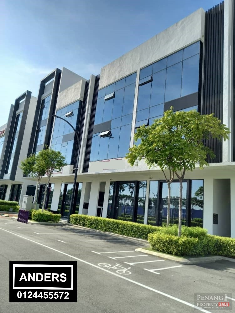 Vervea Commercial Shop Office Three S...