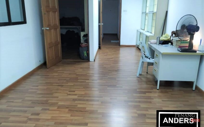 SuperField Plaza Shop Lot Ground Floor @ Jelutong Main Road RENOVATED