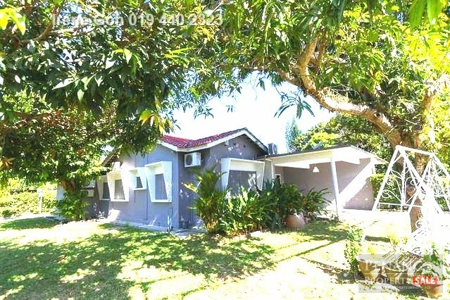 Single Storey Semi-Detached house at Tanjung Tokong – For Sale