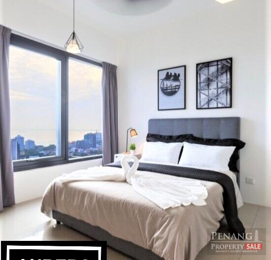 Macalister 219 Studio @ Georgetown Penang City Centre Furnish Renovated