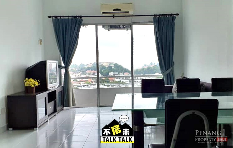 Fully Furnish With Aircond Ivory Plaz...