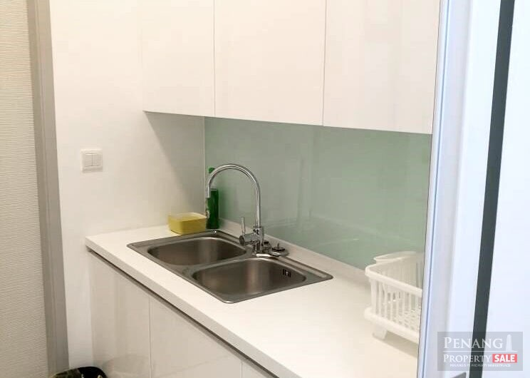 Fully Furnish Jazz Service Suite With Complete Kitchen Very New