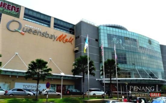 Queensbay Mall Shopping Centre Retail Shop Lot FOR RENT