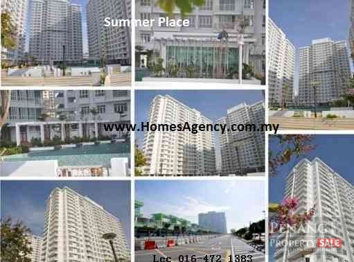 Ref: 8415, Summer PlaceFurnished Condo with 2 car parks at Karpal Singh Drive, Jelutong