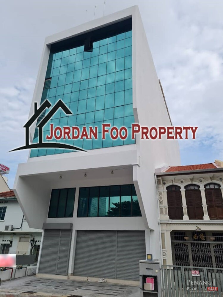 GEORGETOWN 5 Storey Commercial Building FREEHOLD 1680...