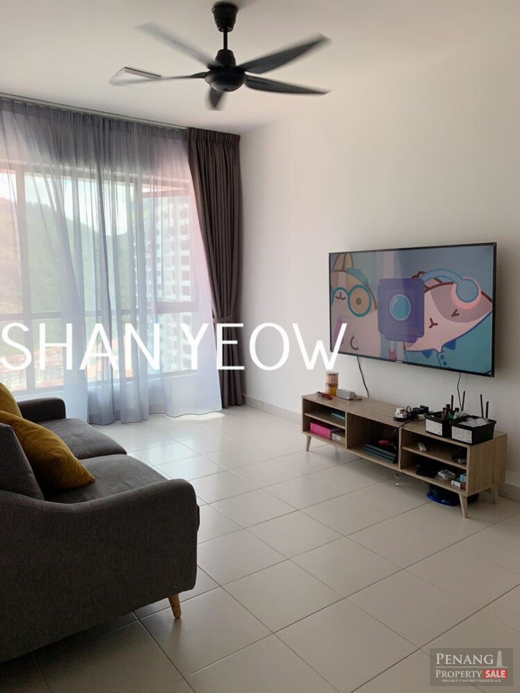 One Foresta For Rent Furnished 2Carpa...