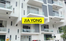 Pearl Hill 3 storey superlink with lift and 24 hours ...