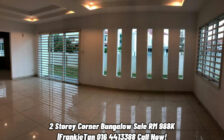 RM 988,000 Double Storey Corner Bungalow House For Sa...