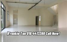 RM 940,000 Double Storey Corner Bungalow House For Sa...
