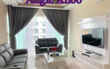 Fully Furnished and renovated THE CLOVERS Bayan Lepas...